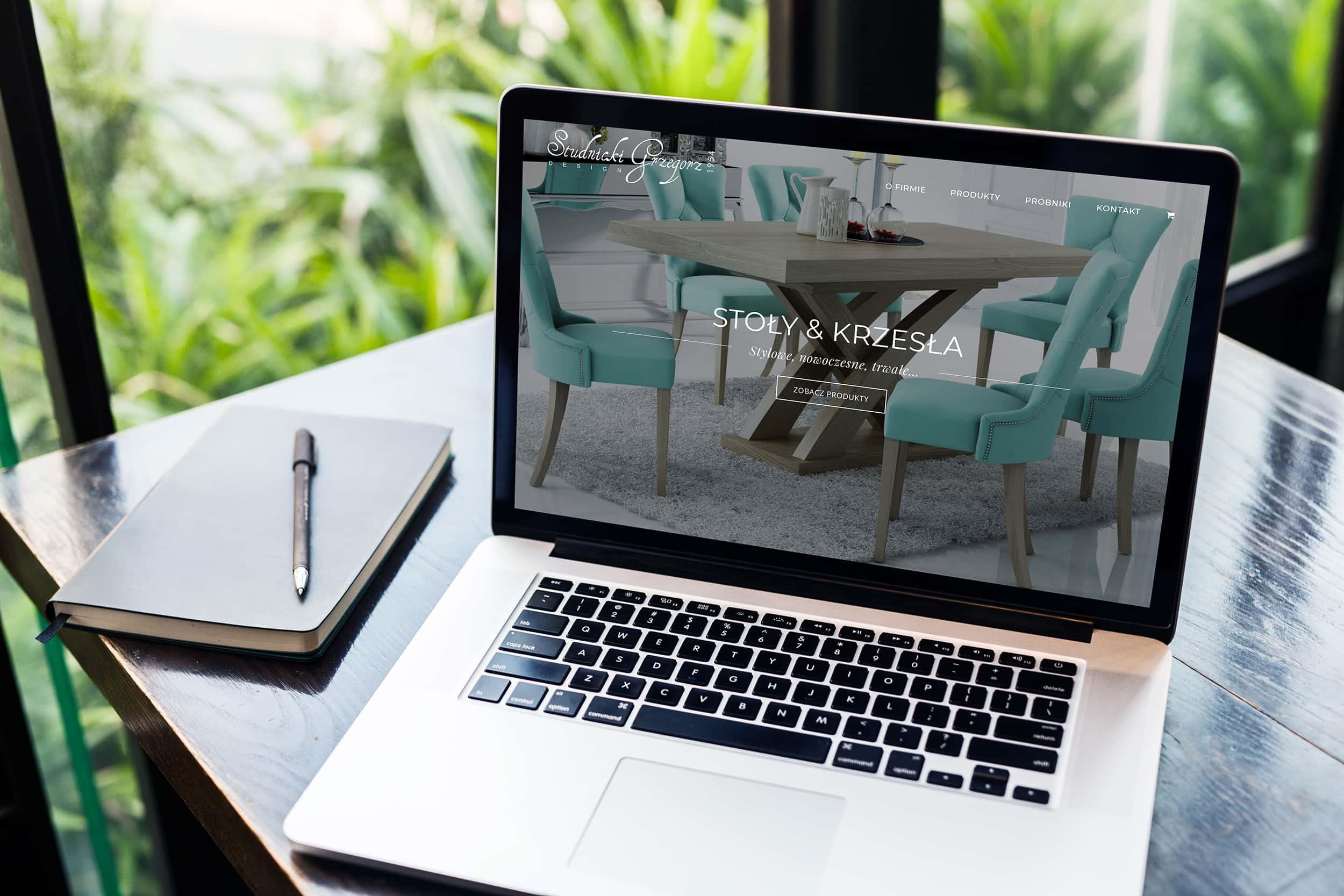 screenshot - sklep internetowy studnicki kalwaria zebrzydowska